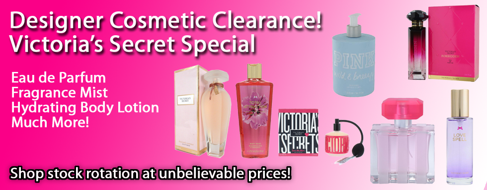 Victoria's Secrets Clearance Offer